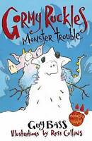 Bass, Guy, Monster Trouble (Gormy Ruckles), Very Good Book