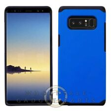 Samsung Note 8 Advanced Armor Case - Blue/Black Case Cover Shell Protector