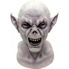 Demon Vampire Caitiff Full Head and Neck Latex Mask Fancy Dress Halloween