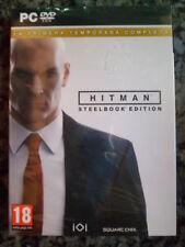 Hitman Steelbook Edition Nuevo Precintado PC acción shooter Foto real