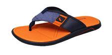 Sandali e scarpe arancione sintetico per il mare da uomo