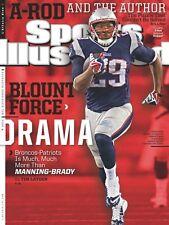 January 20, 2014 LeGarette Blount New England REG Sports Illustrated NO LABEL WB