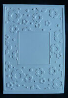 Crafts-Too/CTFD3044/C6/Embossing /Folder/Flowers Frame