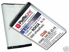 Batteria Li-ion 1350mAh per nokia N900 BL-5J compatib.
