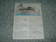 Gunze Sangyo 1/72 He 162A-2 Volksjager  Instructions
