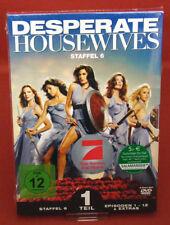 DVD Desperate Housewives Staffel 6.1 NEU & OVP