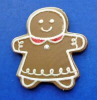 Hallmark MAGNET Christmas Vintage COUNTDOWN to GINGERBREAD Cookie WOMAN Holiday