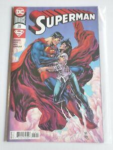 Superman #28 - 2018 Series - Bendis & Reis