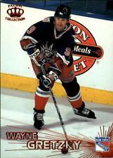 1997-98 (RANGERS) Pacific Copper #99 Wayne Gretzky