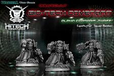 HiTech Miniatures: Alpha Corporis Three (28mm) Sci-Fi Mechanicum