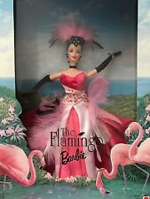 THE FLAMINGO BARBIE / BIRDS OF BEAUTY COLLECTION  NIB 1998