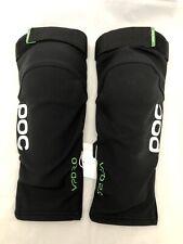 POC Joint VPD 2.0 Long Knee & Shin Protectors Mountain Biking Black Small