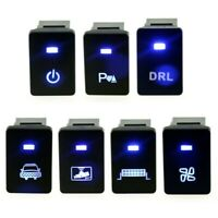 For Toyota LED Light Switch Push Button Tacoma 4Runner Camry Corolla Tundra 12V