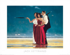 Jack Vettriano The Missing Man I Poster Kunstdruck Bild 40x50cm