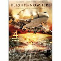 Flight to Nowhere (DVD) & 4 Bonus Movies Brand New sealed ships NEXT DAY