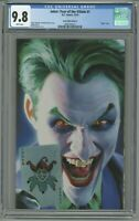 Joker Year Of The Villain 1 CGC 9.8 Comic Mint Edition C Mayhew Virgin Variant