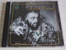 RARE CD ALBUM LES JOYAUX DE L'OPERA ANDRE PERNET 22 TITRES NEUF SOUS CELLO