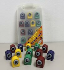 Armada - A-Z Alphabet Paper Punch Set w/ Carry Cases