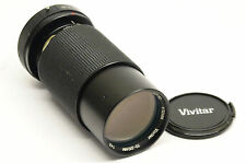 Vivitar 70-210mm f/4.5 Pentax PKA Mount Lens Stock No. u3759