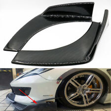 Universal Car Bumper Spoiler Front Shovel Decorative Scratch Resistant Wing