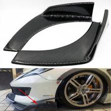 Universal Car Bumper Spoiler Front Shovel Decorative Scratch Resistant Wing Fits Saturn Aura