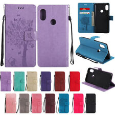 For Xiaomi Redmi Note 5 pro /Note 4X Wallet Flip Leather w/Card Slots Case Cover