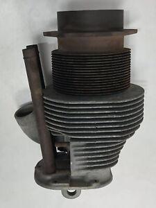 Continental A65 Cylinder, Light Rust