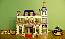 LEGO FRIENDS 41101 HEARTLAKE GRAND HOTEL COMPLETE WITH INSTRUCTIONS RETIRED SET