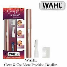 Latest Original Wahl Clean & Confident Grooming Trimmer for Women Pink Color