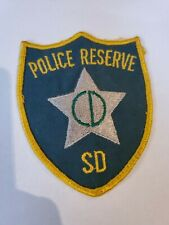 Sioux Falls SD Police Reserve Patch