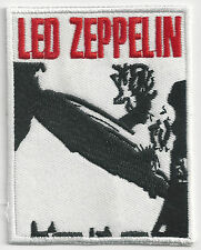LED ZEPPELIN - GOOD TIMES, BAD TIMES - IRON ON or SEW ON PATCH