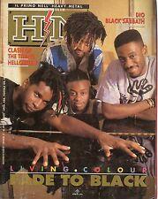 rivista - H/M HEAVY METAL - Anno V Numero 97