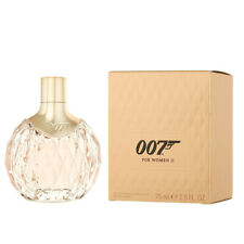 James Bond 007 for Women II Eau de Parfum Edp 75 ML (Woman)