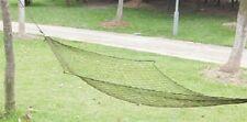 Hängematte Netz Camping Garten Matte Schaukel 185 cm x 52 cm mit Tasche NEU