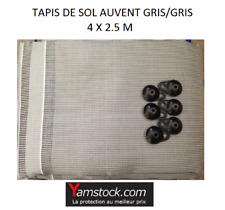 Arisol 4269761 Tapis de Tente Gris