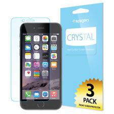 [Spigen Outlet] Apple iPhone 6 / 6S Screen Protector [Crystal] 3 Pack