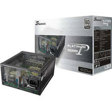 SeaSonic SS-400FL2 Active PFC F3 400W 80 PLUS Platinum Fanless ATX12V / EPS12V