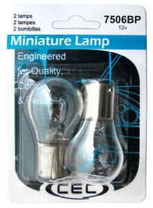 Back Up Light Bulb-Sedan CEC Industries 7506BP