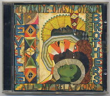 NEVILLE BROTHERS - MITAKUYE OYASIN OYASIN All My Relations - 1996 - CD300