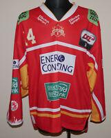 #14 MILLEY dusseldorfer EG trikot ice hockey shirt DEL germany METZEN CCM 54