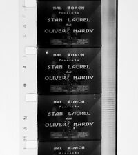 16mm film Laurel and Hardy 'Tit for Tat'