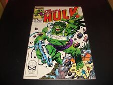 The Incredible Hulk 289 Marvel Comic Book 1983 NM Condition (9.0) HIGH GRADE