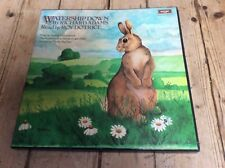 Watership Down Academy Of St. Martin-In-The-Fields box set UK ZSW574-7 ARGO