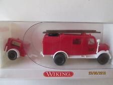 Wiking Auto-& Verkehrsmodelle mit Feuerwehr-Fahrzeugtyp für Opel