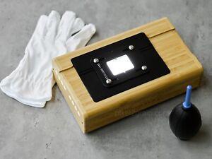 Skier Pro System Sunray Copy Box 3 Set Negative Slide Multi Format Film Scanner