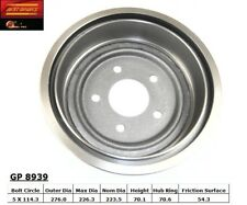 Brake Drum-Standard Rear Best Brake GP8939