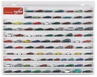 Herpa 029346 Schaukasten für Hängerzüge überbreit weiß 70cm x 45cm x 3,5cm NEU