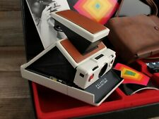Vintage Polaroid SX70 Land Camera Alpha Model in Presentation Box