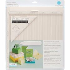 Martha Stewart Crafts Scoring Board and Envelope Tool, New, Free Shipping