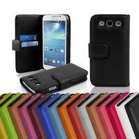Case for Samsung Galaxy MEGA 5.8 Phone Cover Card Slot and Pocket Wallet